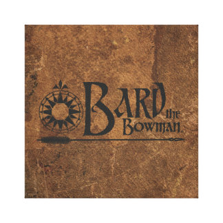 BARD THE BOWMAN™ CANVAS PRINT