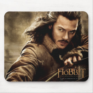 BARD THE BOWMAN™ Character Poster 1 Mouse Pad