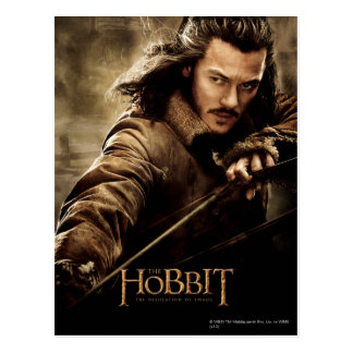 BARD THE BOWMAN™ Character Poster 1 Postcard