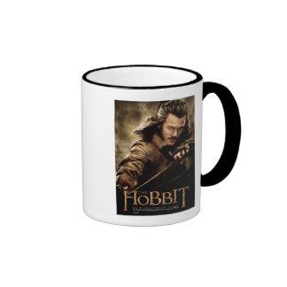 BARD THE BOWMAN™ Character Poster 1 Ringer Coffee Mug