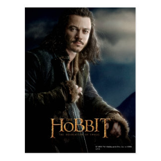 BARD THE BOWMAN™ Character Poster 2 Postcard
