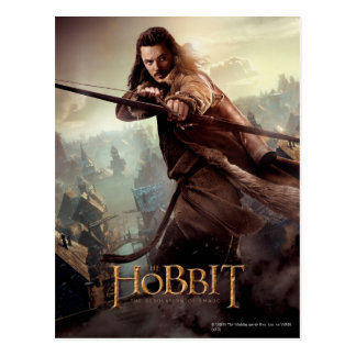 BARD THE BOWMAN™ Character Poster 3 Postcard