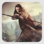 BARD THE BOWMAN™ Character Poster 3 Sticker