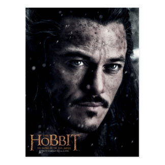 BARD THE BOWMAN™ Close Up Postcard