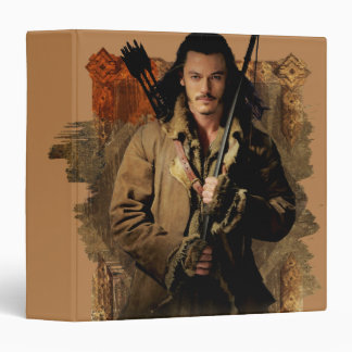 BARD THE BOWMAN™ Framed Graphic 3 Ring Binder