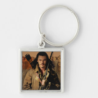 BARD THE BOWMAN™ Framed Graphic Keychain