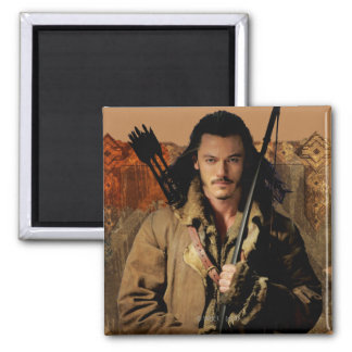 BARD THE BOWMAN™ Framed Graphic Magnet