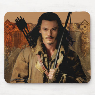 BARD THE BOWMAN™ Framed Graphic Mouse Pad