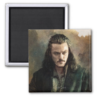 BARD THE BOWMAN™ Graphic 2 Inch Square Magnet