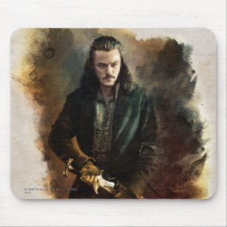 BARD THE BOWMAN™ Graphic Mouse Pad