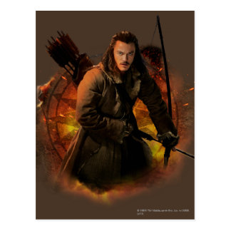 BARD THE BOWMAN™ Graphic Postcard