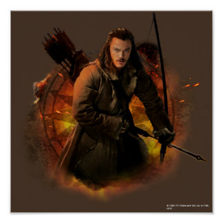 BARD THE BOWMAN™ Graphic Posters