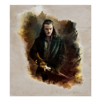 BARD THE BOWMAN™ Graphic Poster