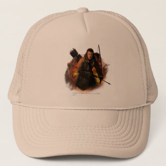 BARD THE BOWMAN™ Graphic Trucker Hat
