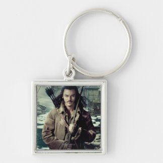 BARD THE BOWMAN™ in Laketown Keychain