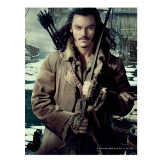 BARD THE BOWMAN™ in Laketown Postcard