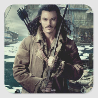 BARD THE BOWMAN™ in Laketown Square Sticker