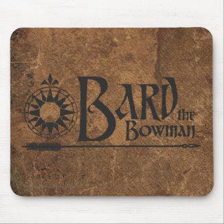 BARD THE BOWMAN™ MOUSE PAD