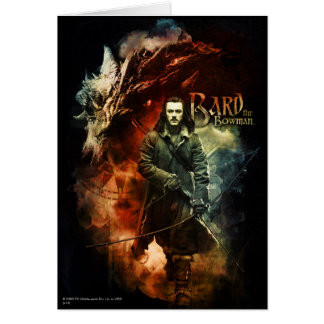 BARD THE BOWMAN™ & Smaug Card