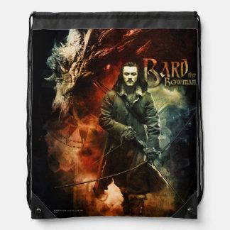 BARD THE BOWMAN™ & Smaug Drawstring Bag