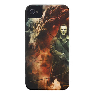 BARD THE BOWMAN™ & Smaug iPhone 4 Cover