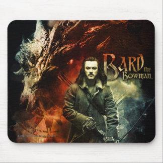 BARD THE BOWMAN™ & Smaug Mouse Pad
