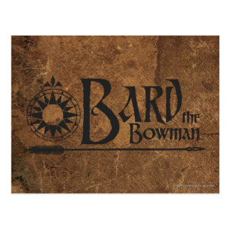 BARDE EL BOWMAN™ POSTALES