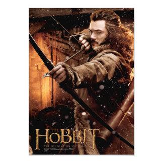 BARDE el cartel de película de BOWMAN™ y de los Invitación 12,7 X 17,8 Cm