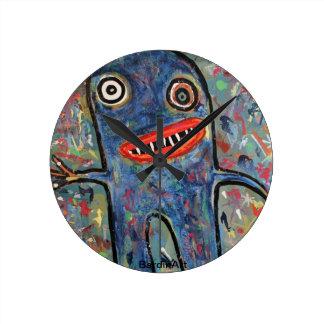 "BardinArt Clock ""Lawrence Welk"""