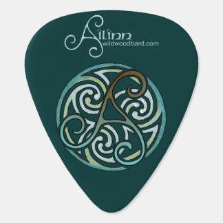 Bardo de Ailinn Wildwood Púa De Guitarra