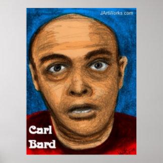 Bardo de Carl Póster