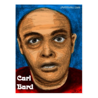 Bardo de Carl Tarjetas Postales