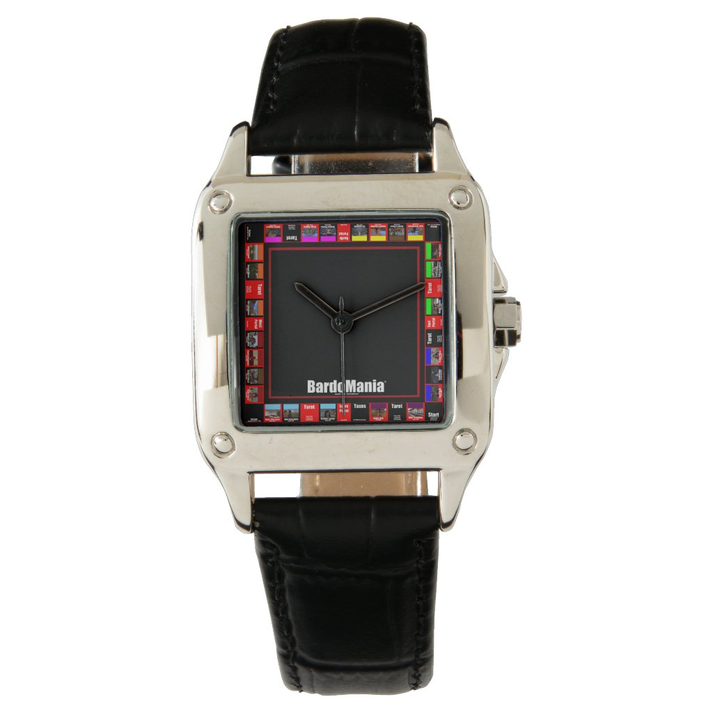 BardoMania Game Board Watch