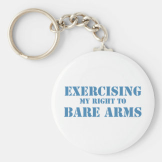 Bare-Arms.png Keychain