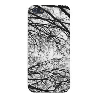Bare branches pern iPhone SE/5/5s case