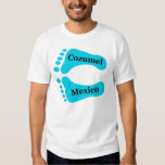 Bare Feet Cozumel Mexico T-shirt