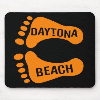 Bare Feet Daytona Beach Mouse Pad