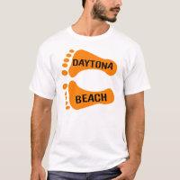 Bare Feet Daytona Beach T-Shirt