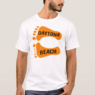 Bare Feet Daytona Beach T-Shirt