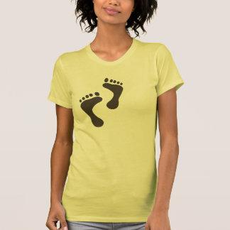 Bare feet T-Shirt
