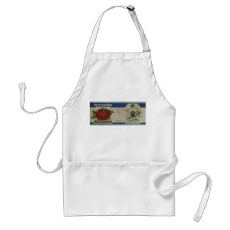 Bare Foot Boy Adult Apron