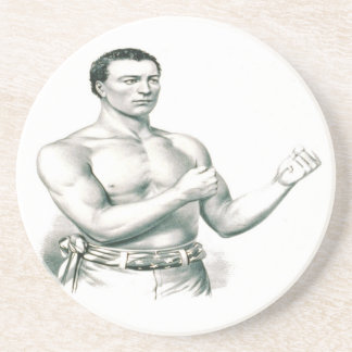 Bare-Knuckle Boxer John C. Heenan - The Champ! Coaster