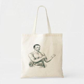 Bare-Knuckle Boxer John C. Heenan - The Champ! Tote Bag