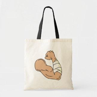 Bare Knuckle Brawler Tote Bag
