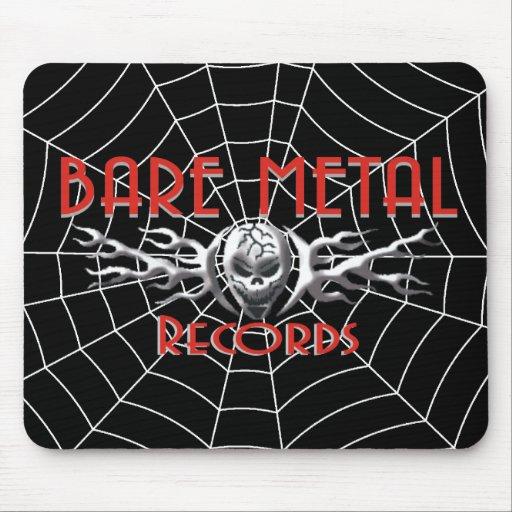 Bare Metal Records Mousepad