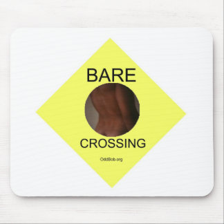 Bare Mouse Pad