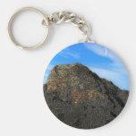 Bare Precipice Key Chain