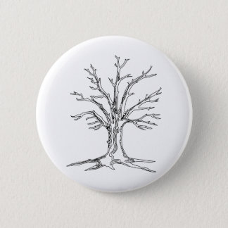 Bare Tree Button