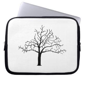 Bare Tree Design Laptop Sleeve