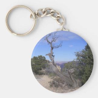 Bare Tree Grand Canyon Key Chain